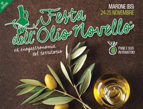 Festa dell'Olio Novello 24 – 25 Novembre 2018