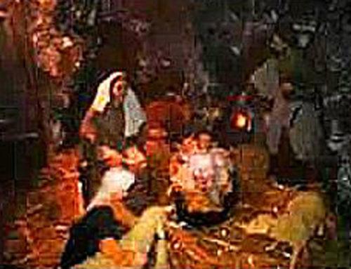 Presepio Tradizionale – Vello – Parrocchia Santa Eufemia