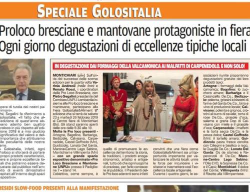 Speciale Golositalia